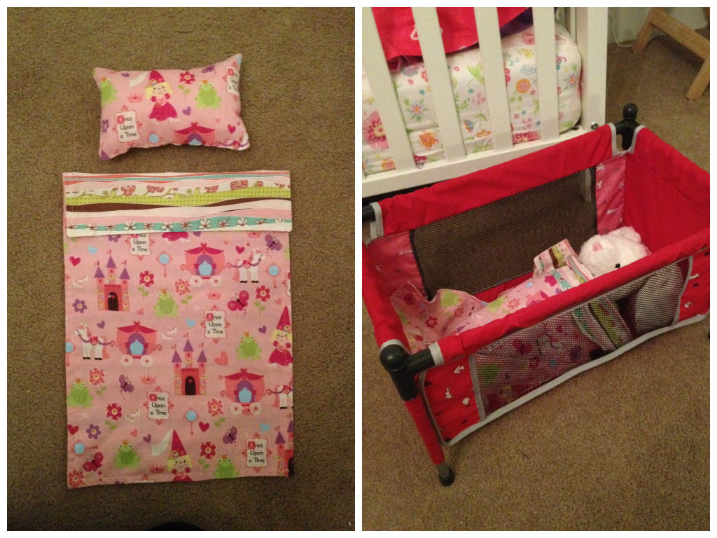 Bedding for Bunny