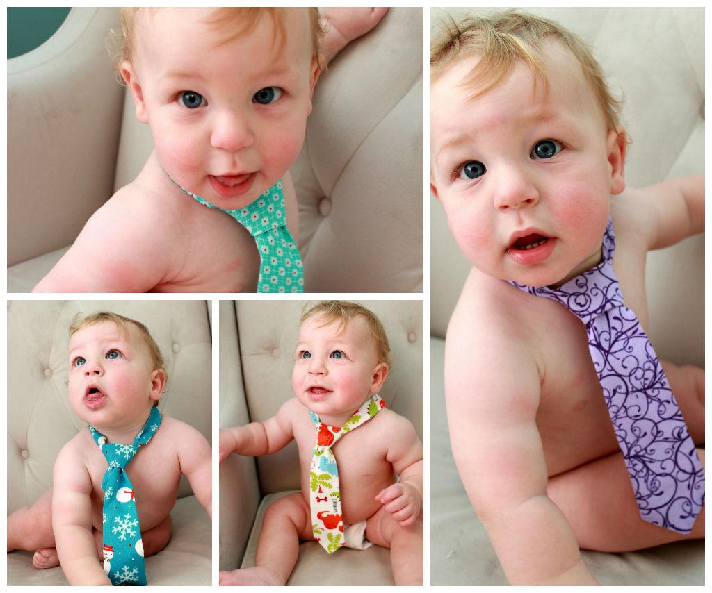 Jacob in ties