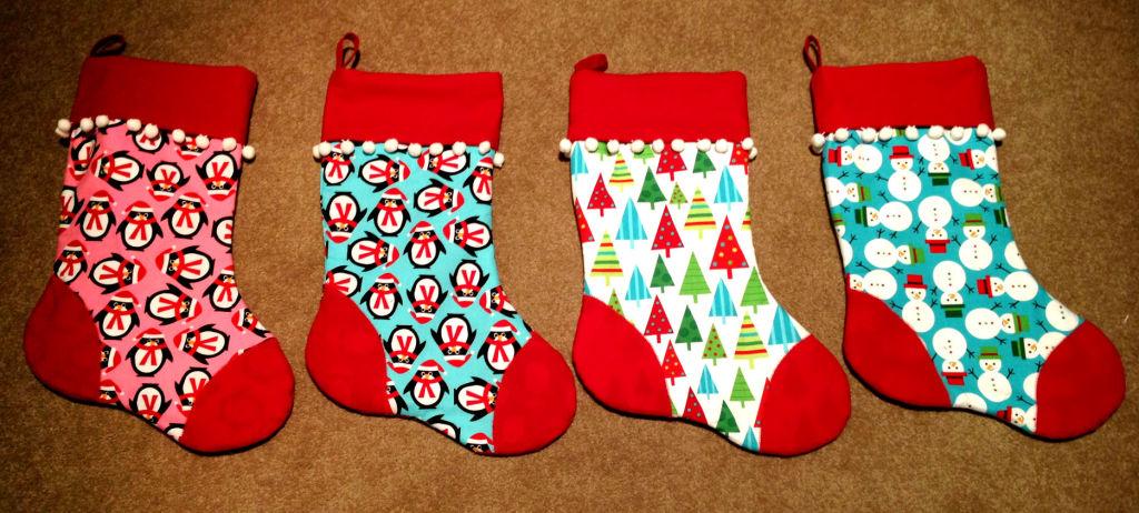 Stockings, 2012